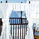 2 Round Baby Cribs Plus All the Accessories You Will Need!