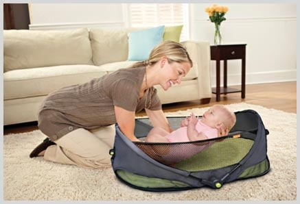 Travel-Bassinet
