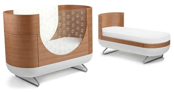 2 Unique Baby Cribs That Look And Feel Great
