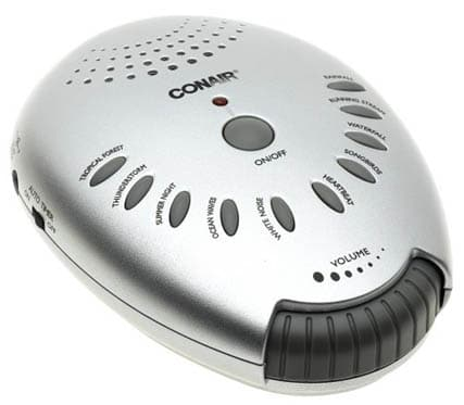 Conair-Sound-Therapy-Sound-Machine