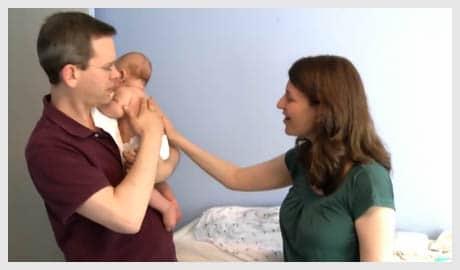 newborn-burping-technique
