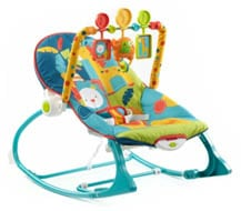 Fisher-Price Infant-To-Toddler-Rocker