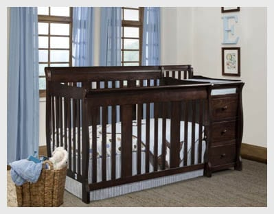 Fixed-Side-Convertible-Crib-and-Changer