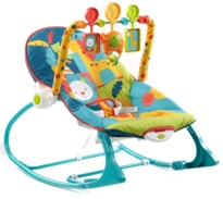 The  Fisher-Price Infant-To-Toddler Rocker