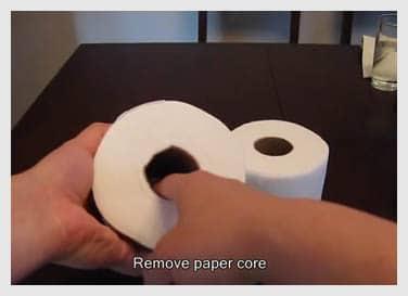 remove-paper-core