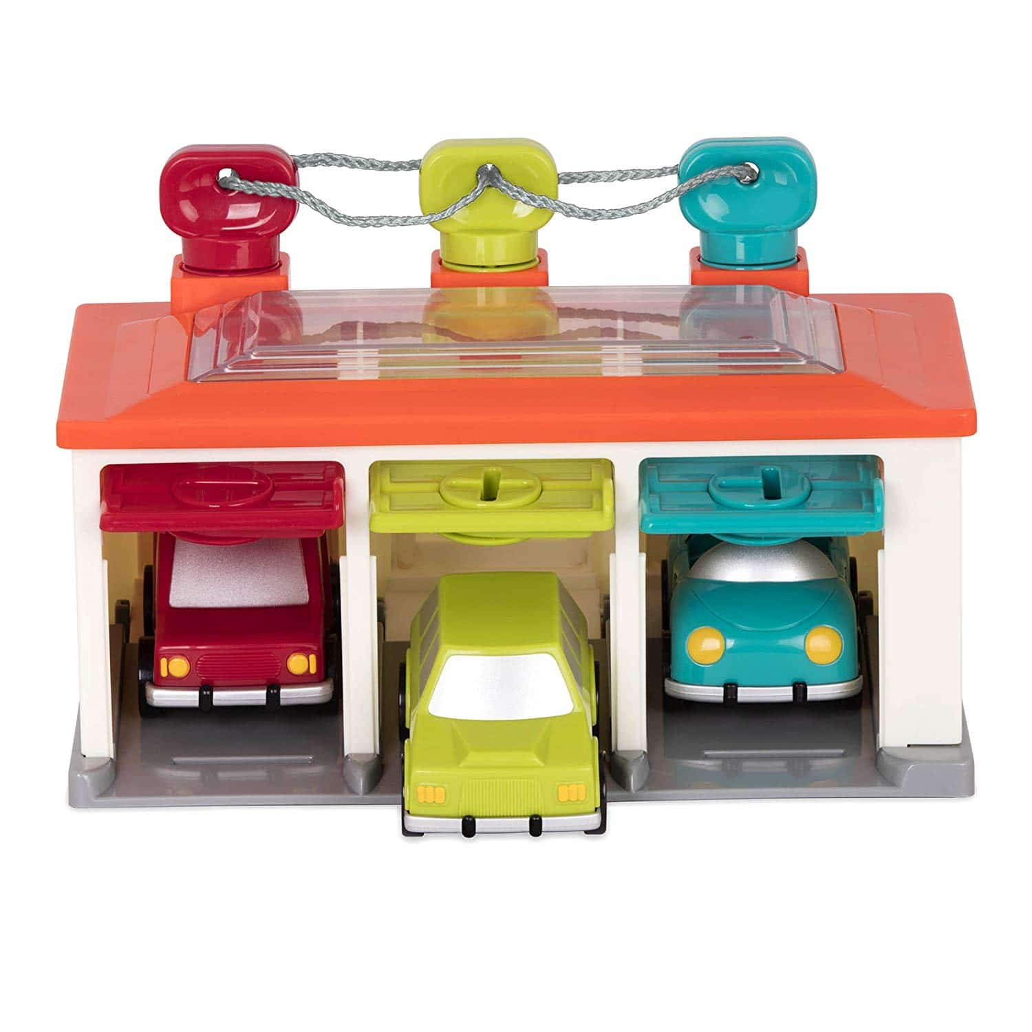 Toddler Toys With Keys and Locks