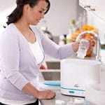 Philips AVENT Electric Sterilizer Vs. Wabi Baby Sterilizer