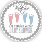 party favor twin baby shower