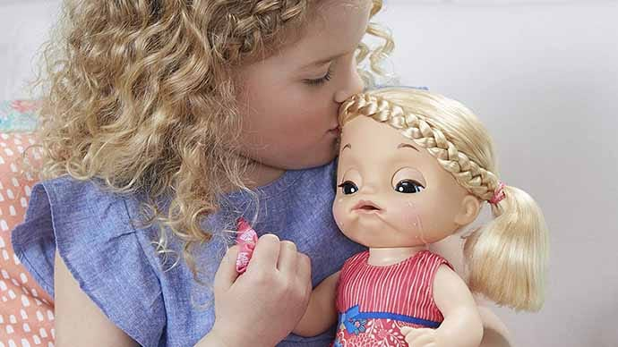 Realistic Baby Dolls That Cry And Poop: Pretend Play At Its Finest