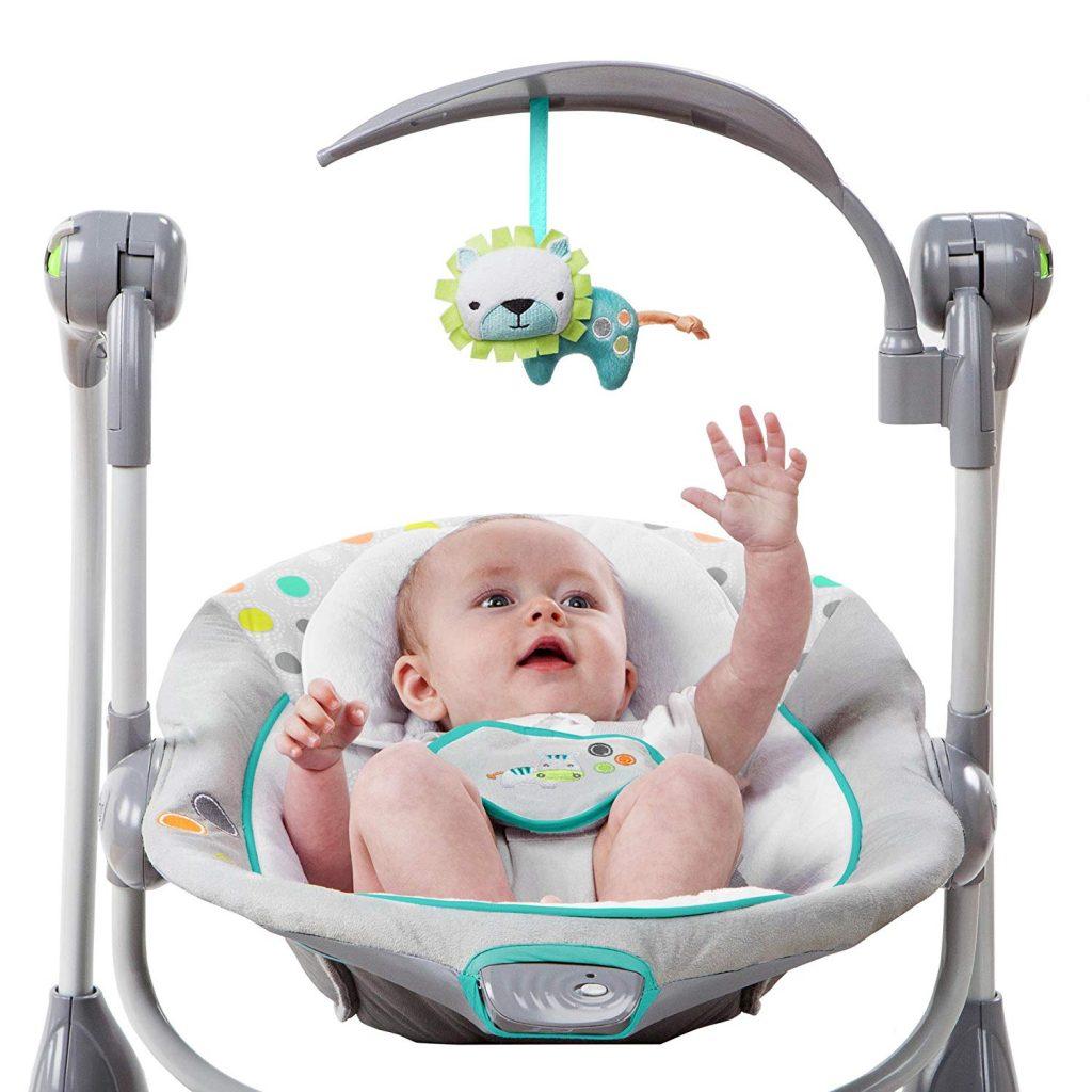 Best Baby Swing 2019 Guide New Mom Stuff