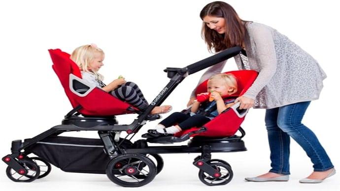 Best Double stroller - 2020 Guide