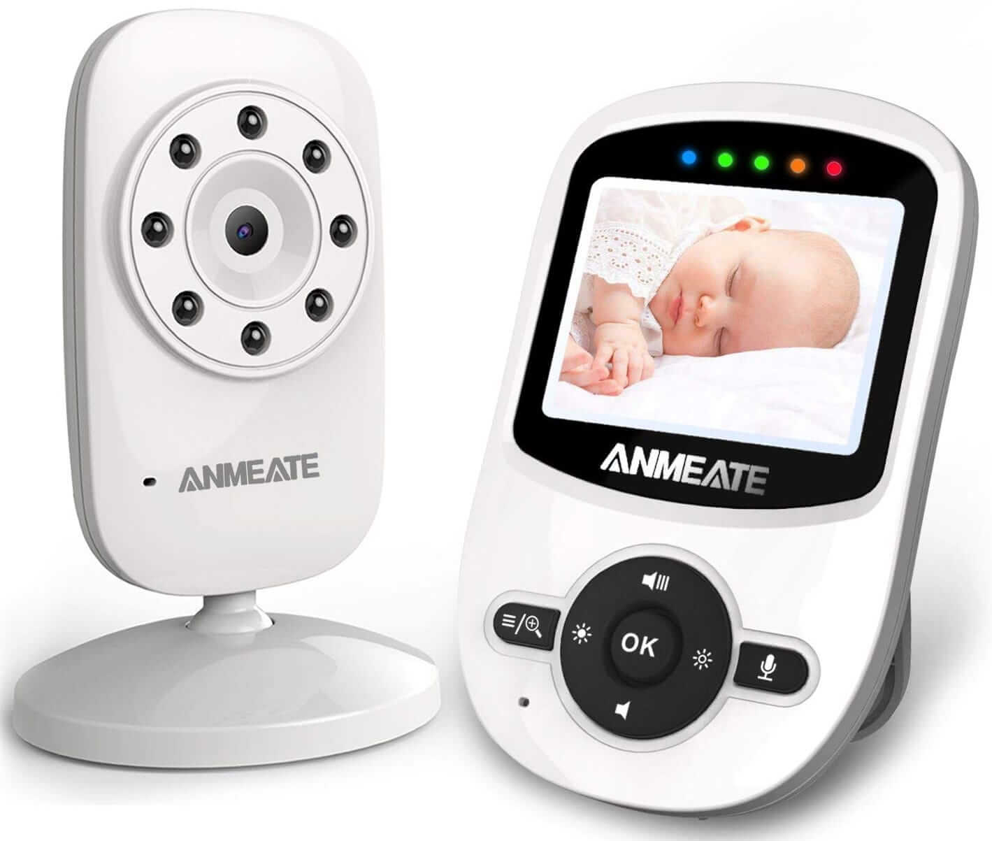 Best baby video monitor 2020 Review and Guide