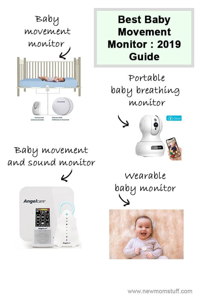 Best Baby Movement Monitor 2019 Guide New Mom Stuff