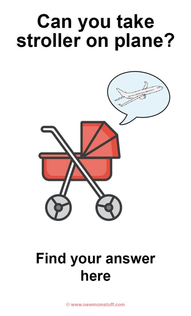 Can you take stroller on plane? The most common question that parents asks are can i gate check a stroller without a child or what kind of stroller can i take on a plane? Parents also feared about, do strollers get damaged on planes. You will find all your answers here