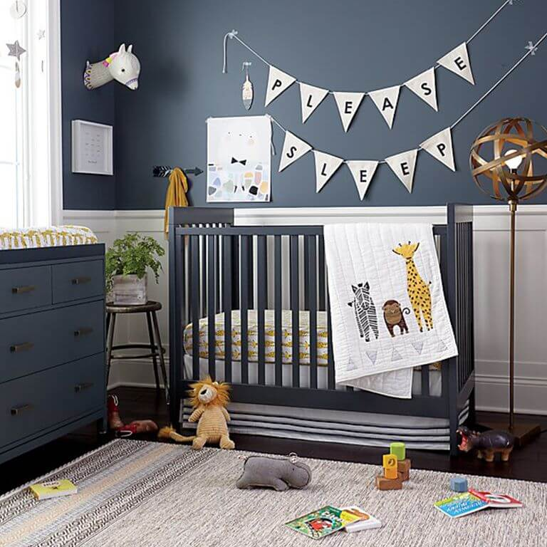 Colors-For-A-Baby-Nursery