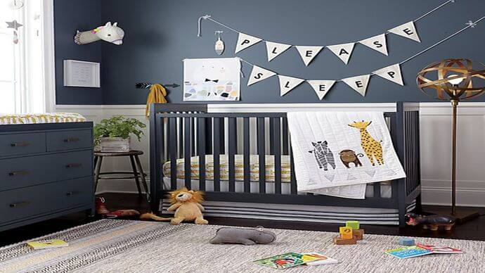 What Are The Best Colors For A Baby Nursery?