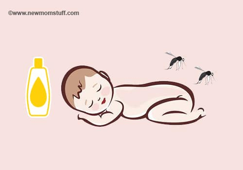 What-kind-of-baby-lotion-keeps-mosquitoes-away