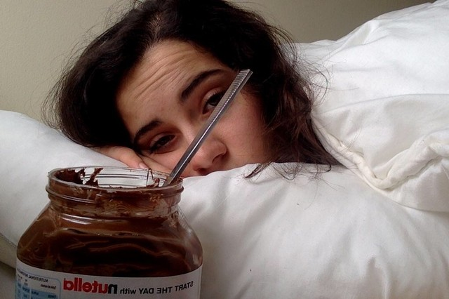 Can I Eat Nutella While Breastfeeding